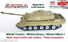 Heng Long  British Challenger 1:16 RC Tank - Platinum Version - 2.4GHz UK
