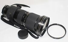 Very good++ Nikon Nikkor 50-300 mm F/4.5 ED Ai-s Lens Made In Japan