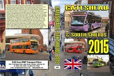 3090. South Shields and Gateshead. UK. Buses. May 2015. It's all aboard for the