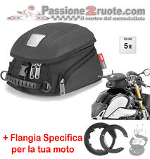 Tank Bag Triumph Tiger 1050 2007-12 Givi MT505 Tanklock Bf02 Tankbag