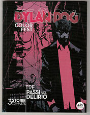 fumetto DYLAN DOG COLOR FEST numero 16
