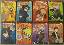 Naruto UNCUT TV Series Complete Seasons 1-4 (220 Episodes) NEW 48-DISC DVD SET