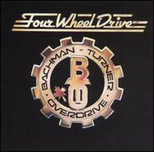 Four Wheel Drive - Bachman-Turner Overdrive (1989, CD NEUF)