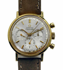 Vintage 1966 Omega Seamaster Chronograph Caliber 321 Original Dial Great Cndtion