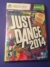 Just Dance 2014  Xbox 360 NEW