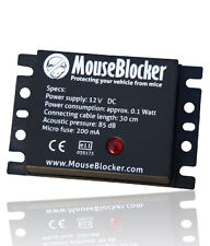 Mouse Blocker and rodent protection