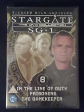 Stargate SG1 The DVD Collection, DVD Number 8