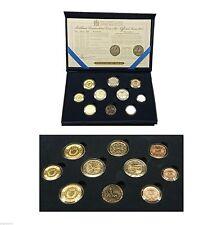 KMS Kursmünzensatz Malta 2015 5,88 INCL Sondermünze 100 Jahre 1. Flug von Malta