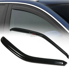 FOR 97-04 F150 REG/EXT/SUPER SMOKE WINDOW VISOR SHADE/VENT WIND/RAIN DEFLECTOR