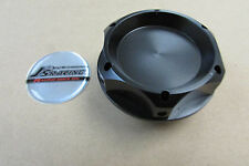 J's Racing Black Oil Filler Cap Honda OFW-BK