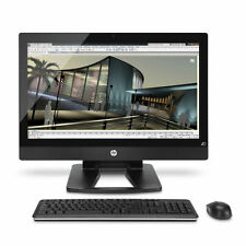 "27"" All-in-One HP Z1 Workstation 3.30GHz Xeon 1TB HDD 8GB RAM Quadro 1000M"