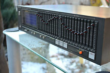 Technics SH-8055 2x12 Band Stereo Graphic Equalizer