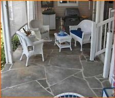 E-book Make Permanent Designs in Concrete With Acid Stain In Patio, Walkways etc