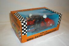 BMW - MOTO SIDE-CAR COURSE - WIND-UP - COMBINAISON - OVP 1.MB-36)
