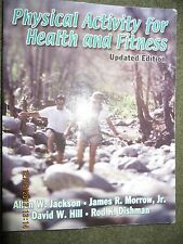 Physical Activity for Health and Fitness by Allen W....