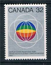 Canada 1983 Communications Year SG 1083 MNH