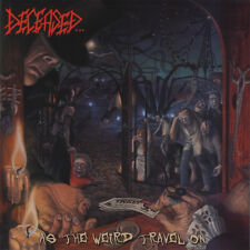 DECEASED-AS THE WEIRD TRAVEL ON-CD + PATCH-LIMITED !!!