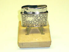 MYLFLAM 1000 ZÜNDER-DUPLEX LIGHTER - 835 SILVER CASE - 1953 - MADE IN GERMANY
