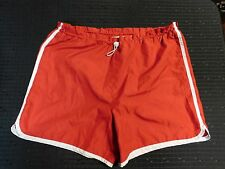 NIKE Red Running Shorts Women's SIZE SMALL 4-6