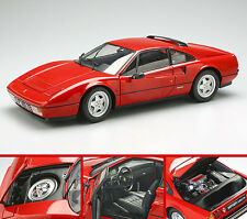 FERRARI 328 GTB RED ON BLACK by KYOSHO VERY OLD RELEASE 1:18 BRAND NEW IN BOX