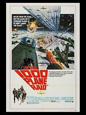 "The 1000 Plane Raid 16"" x 12"" Reproduction Movie Poster Photograph"