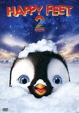 DvD  HAPPY FEET 2  ....NUOVO