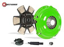 STAGE 3 CLUTCH KIT FOR 80-86 JEEP CHEROKEE WAGONEER CJ5 4.2L 4.0L 6 PUCK