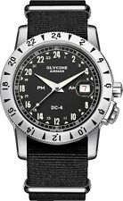 Glycine Men's 3904.19.24H-66 TB9 Airman 1953 Vintage 24 Hour Purist Watch