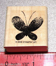 Stampin Up All Through the Year Stamp Single Butterfly Decal is actual design