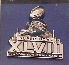 SEATTLE SEAHAWKS SUPER BOWL 48 LOMBARDI TROPHY PIN