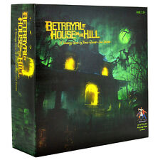 Betrayal at House on the Hill - As seen on Will Wheaton's TableTop