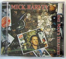 MICK HARVEY - ONE MAN'S TREASURE - CD Sigillato