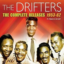 The Drifters - Complete Releases 1953-62 [New CD]