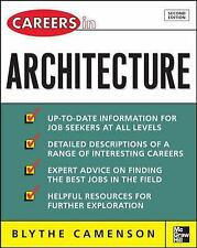 Careers in Architecture McGraw-Hill Professional Careers Paperback