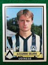 CALCIATORI 1992-93 92-1993 n 333 UDINESE ORLANDO , Figurina Sticker Panini NEW