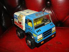 Vintage Diecast ruso Camión de juguete de estaño Muy Buen Estado