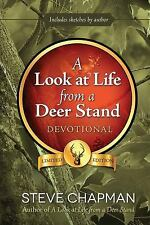 A Look at Life from a Deer Stand Devotional by Steve Chapman (2015, Hardcover)