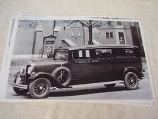 1930  DODGE  HEARSE 11 X 17  PHOTO /  PICTURE