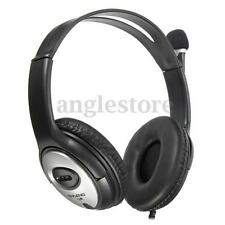 OVLENG Game USB Stereo Headphone Headset Earphone With Microphone For PC Laptop