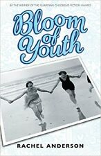 Bloom of Youth (Moving Times trilogy), New, Rachel Anderson Book
