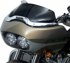 "1998-2013 Harley Davidson Road Glide WINDSHIELD 6.25"" Dark Tint WindScreen NEW"