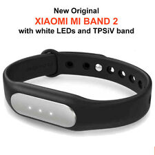 Original Xiaomi Mi Band v2 silky-soft TPSiV Band Sleep tracker English manual-US