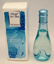 Davidoff COOL WATER DEEP Women EAU DE TOILETTE  3.4 oz 100 ml NEW NIB Vintage