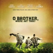 O BROTHER WERE ART THOU SOUNDTRACK CD NEUWARE
