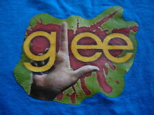 GLEE Promo T Shirt. Size Youth Medium Musical Broadway Dance Fun