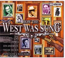How West Was Sung 2CD Classic 50s 60s Country Greatest FRANKIE LAINE DOTTIE WEST