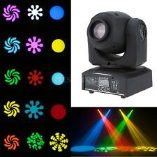 25W RGBW LED Moving Head Light DMX Stage Party Wash Beam Lighting US Stock R8F8