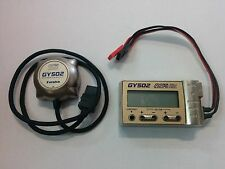 Futaba GY502 AVCS Gyro w/ LCD Controller (USED) made in Japan