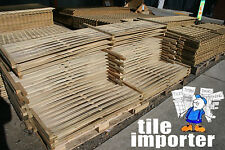 Woven Treated Pine Fence Extensions 2.4m x 500mm