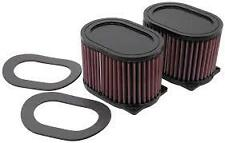 K&N AIR FILTER FOR YAMAHA XVZ1300 ROYAL STAR TOUR DELUXE 05-10 YA-1399